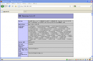FreeBSD下安装mysql5.1.56+php5.2.17(FastCGI)+nginx1.0.1高性能Web服务器 [原创]