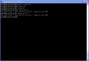 FreeBSD下shell脚本监控swap [原创]
